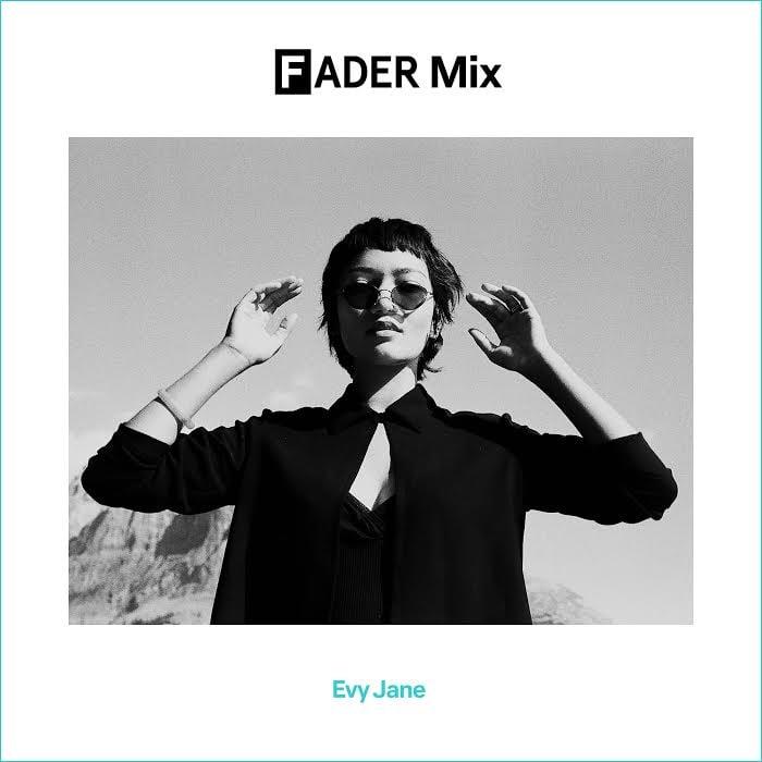 FADER Mix: Evy Jane