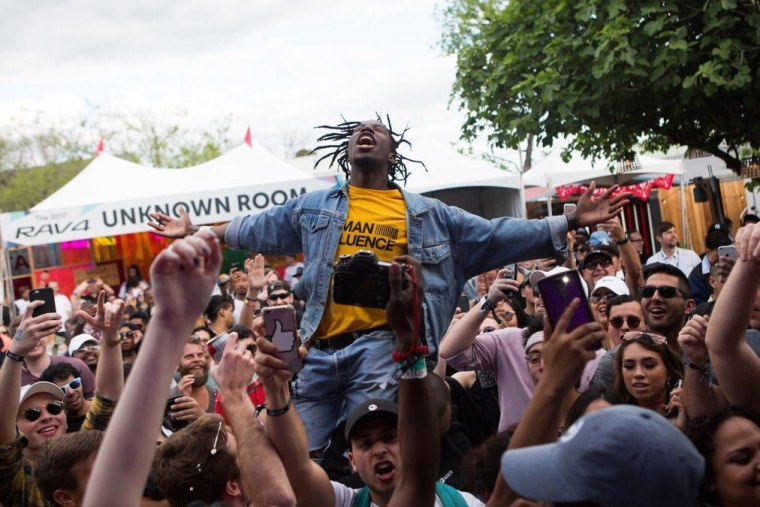 Watch Playboi Carti And A$AP Rocky Light Up The FADER FORT