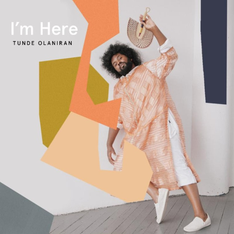 "Hear Tunde Olaniran's vibrant new single ""I'm Here"""