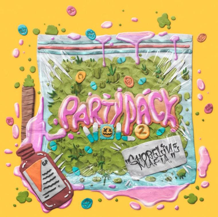 Shoreline Mafia release new album <i>Party Pack Vol. 2</i>