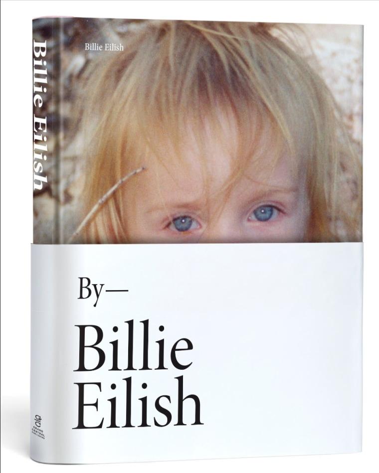 Billie Eilish anuncia álbum de fotos