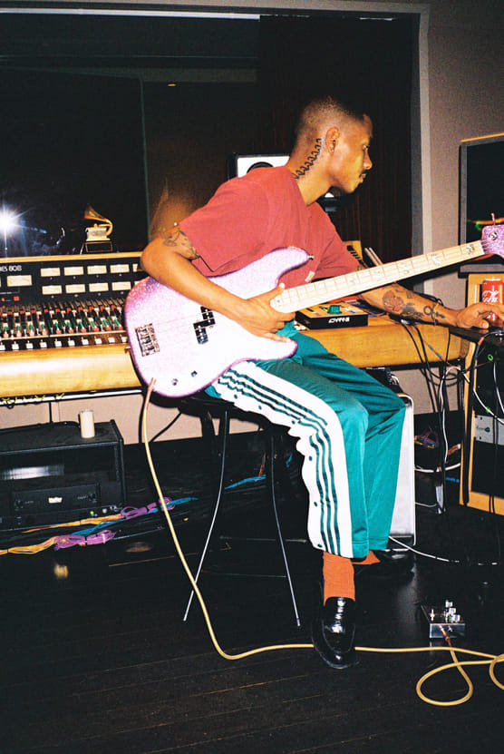 Steve Lacy confirms upcoming solo album in <I>i-D</i> interview