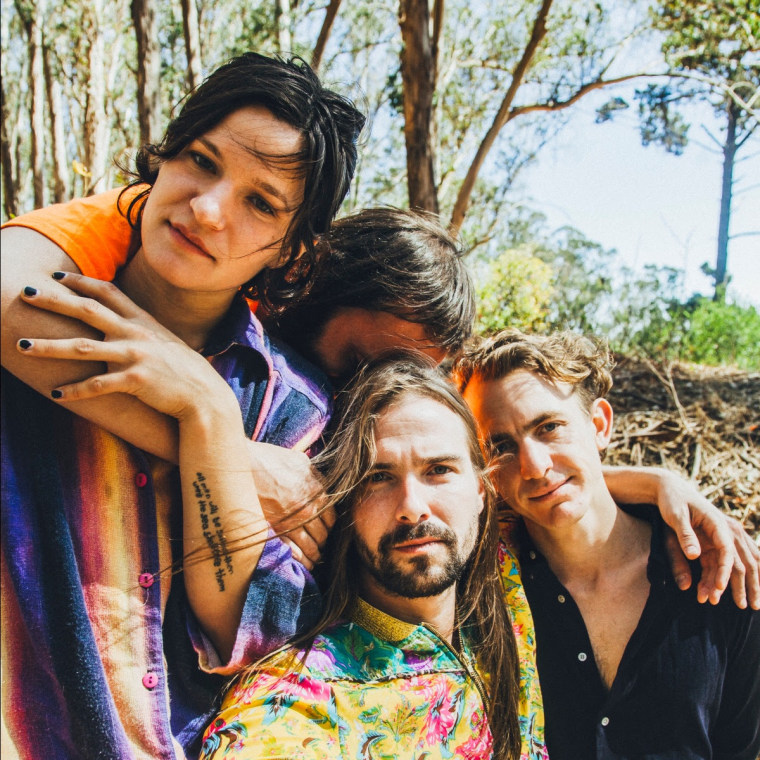 Big Thief share new album <I>Two Hands</i> and perform on <I>Colbert</i>
