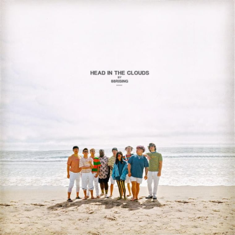Listen to 88rising compilation <I>Head In The Clouds</i>