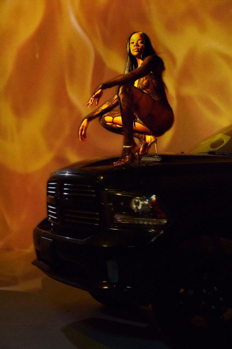 "Bambii shares new single ""TRUCK RIDDIM"" featuring BEAM"