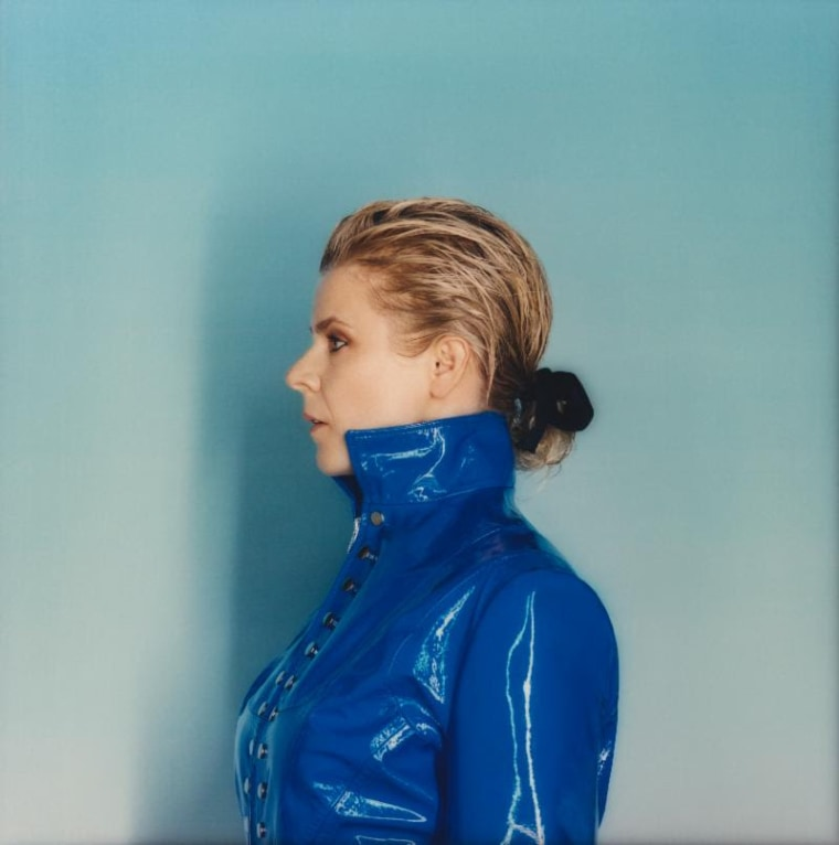 "Listen to Robyn's new song ""Human Being"" featuring Zhala"