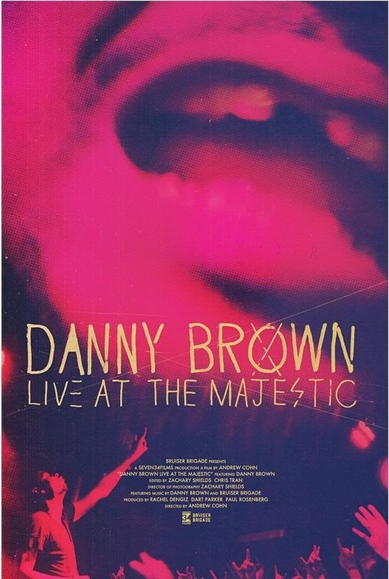Danny Brown is selling his shelved Apple Music documentary