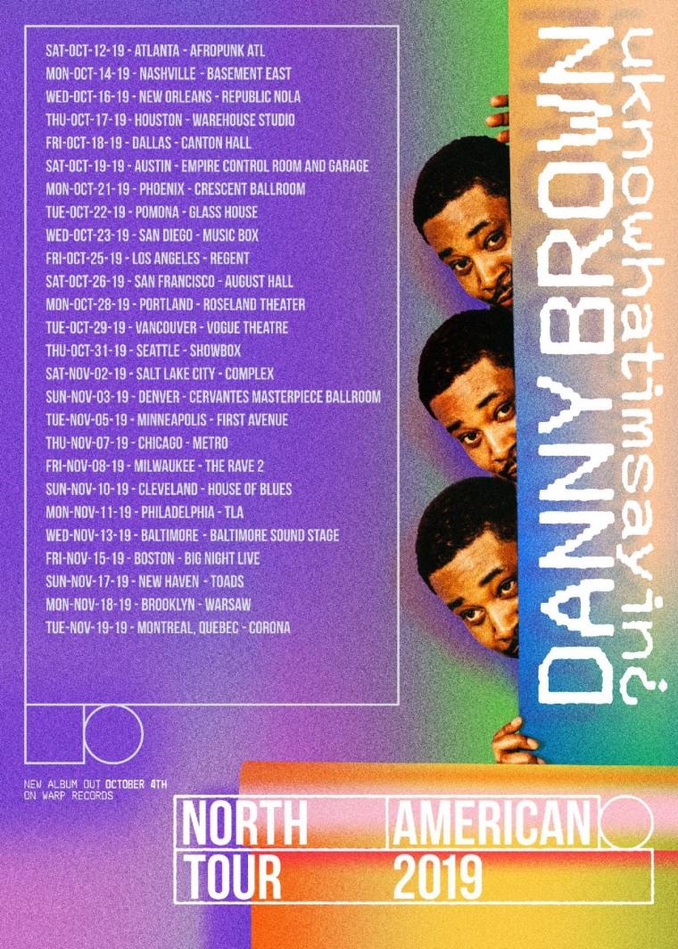 Danny Brown shares <i>uknowhatimsayin¿</i> tracklist