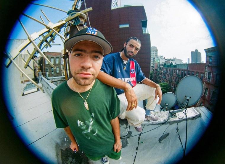 Wiki announces Navy Blue-produced album <i>Half God</i>