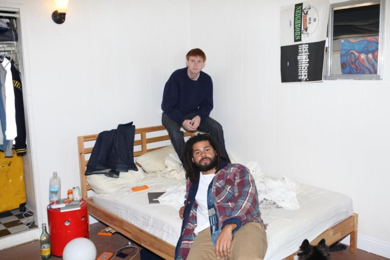 Injury Reserve share new album <i>By the Time I Get to Phoenix</i>