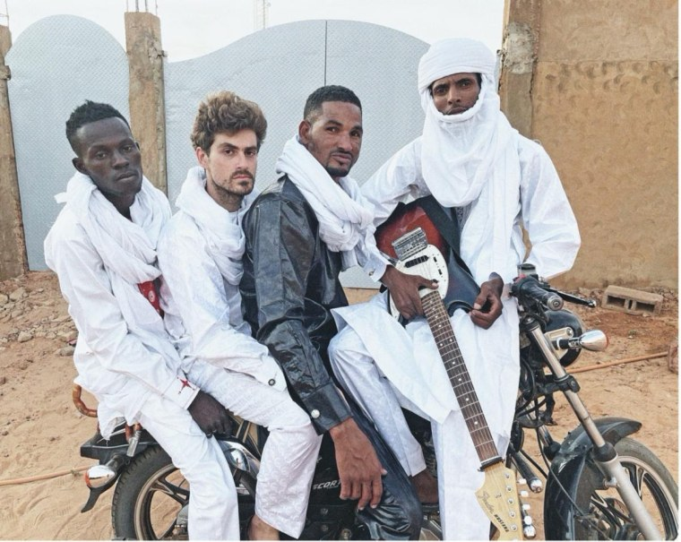 "Mdou Moctar shares ""Tala Tannam,"" announces new album"