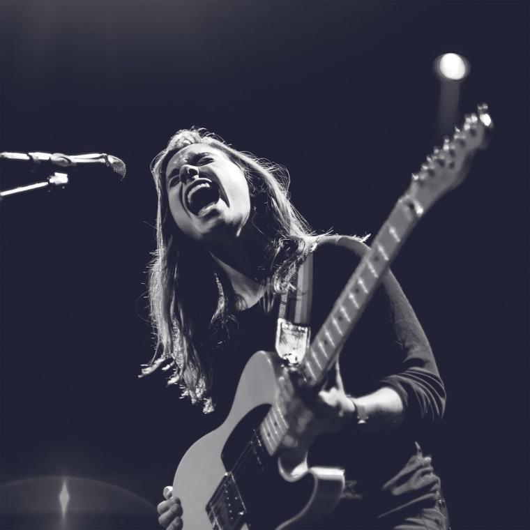 "Julien Baker shares new tracks ""Red Door"" and ""Conversation Piece"""