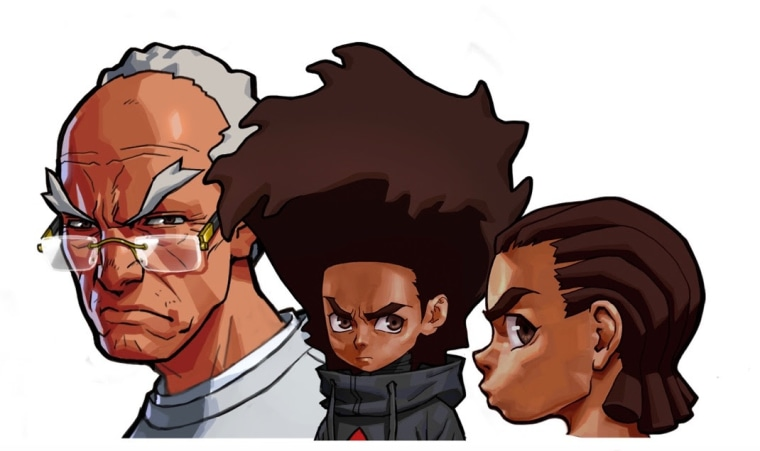 <i>The Boondocks</i> is coming to HBO Max for two new seasons and a special