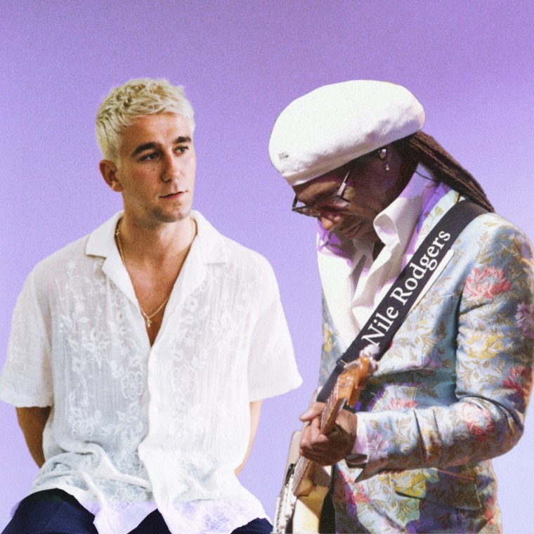 """SG Lewis and Nile Rodgers share new song """"One More"""""""