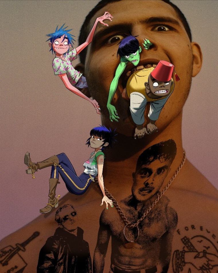 Gorillaz share <i>Song Machine</i> details, announce new song featuring slowthai and Slaves