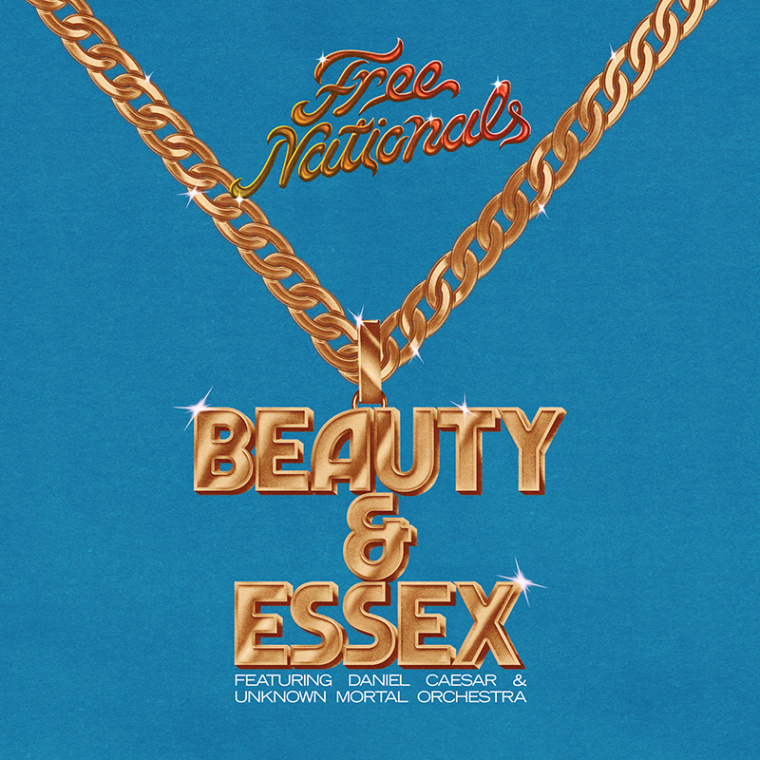 Free Nationals share new song featuring Daniel Caesar and