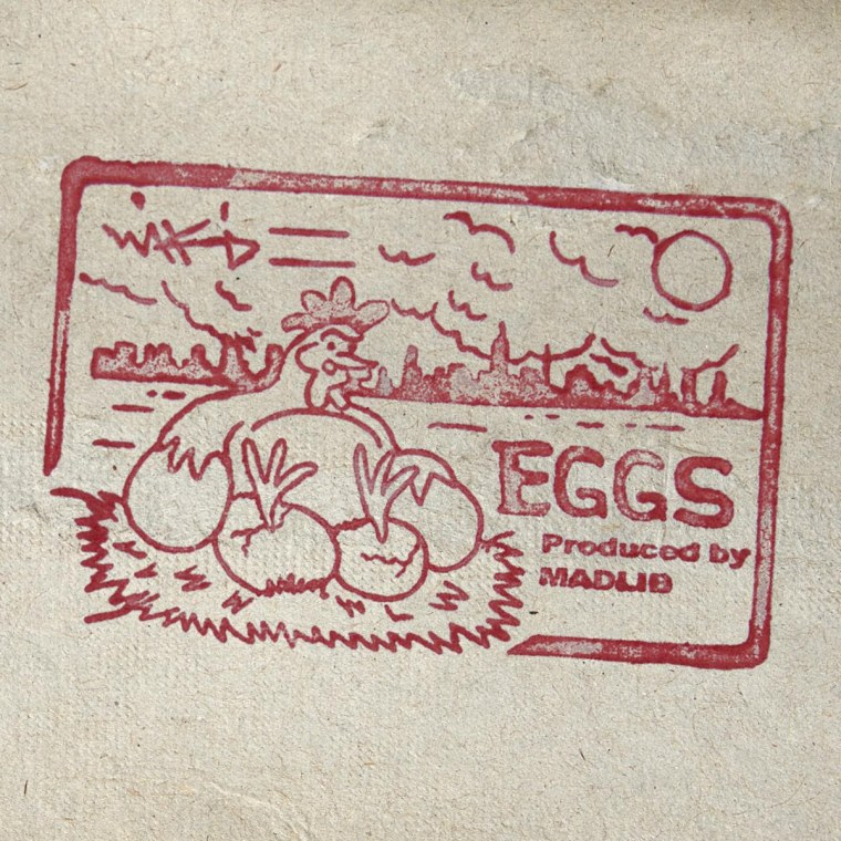 "Wiki shares ""Eggs"" produced by Madlib"