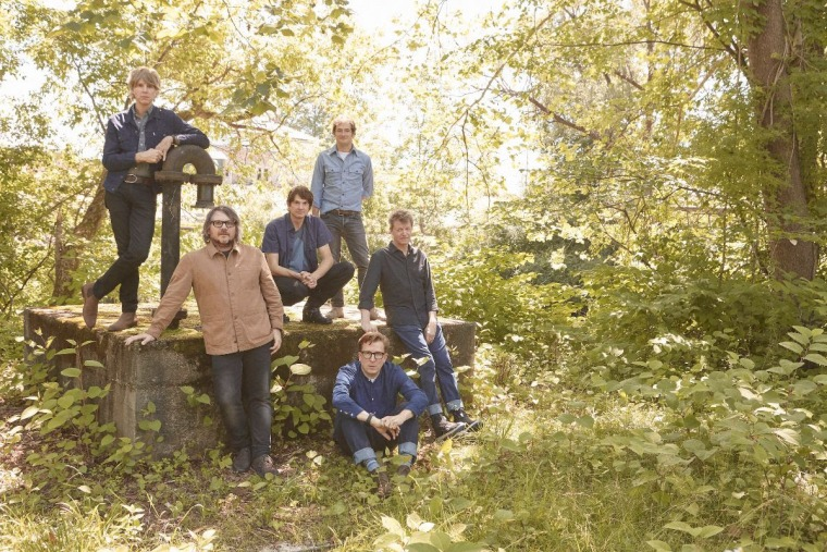 """Wilco confirm new album <i>Ode to Joy</i>, share """"Love Is Everywhere (Beware)"""""""