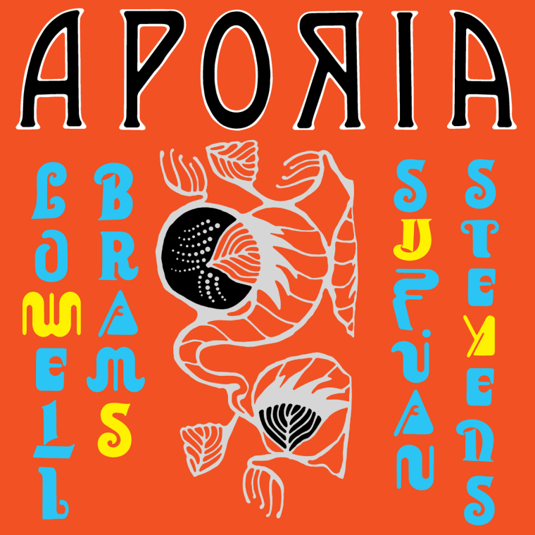 Sufjan Stevens to release new album <I>Aporia</i> with stepfather Lowell Brams
