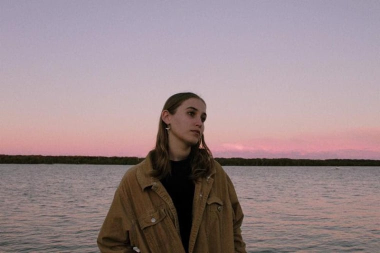"Watch Hatchie's new video for ""Bad Guy"""