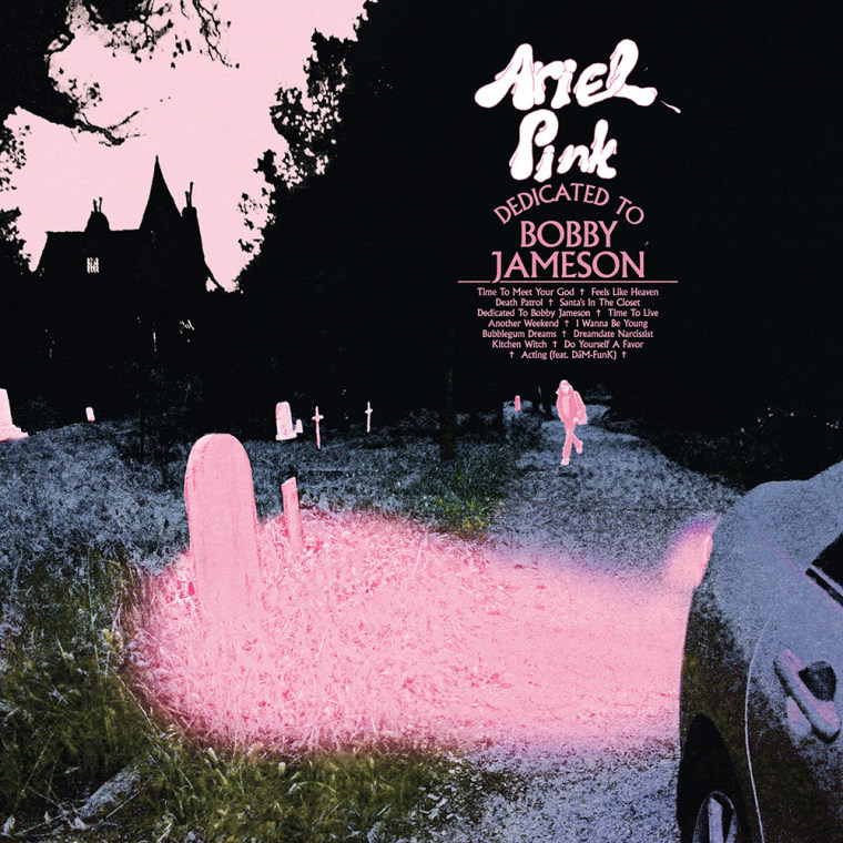 Ariel Pink Announces New Album <I>Dedicated To Bobby Jameson</i>