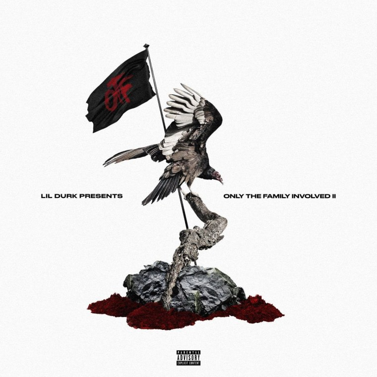 Stream Lil Durk's OTF label compilation <i>Only The Family Involved Vol. 2</i>