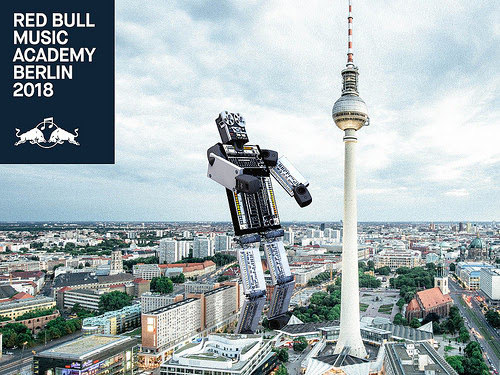 Red Bull Music Academy Is Returning To Berlin In 2018