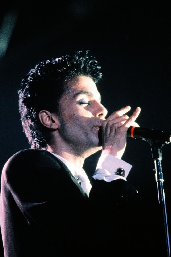 A Vault Containing Prince's Unreleased Music Has Reportedly Been Opened