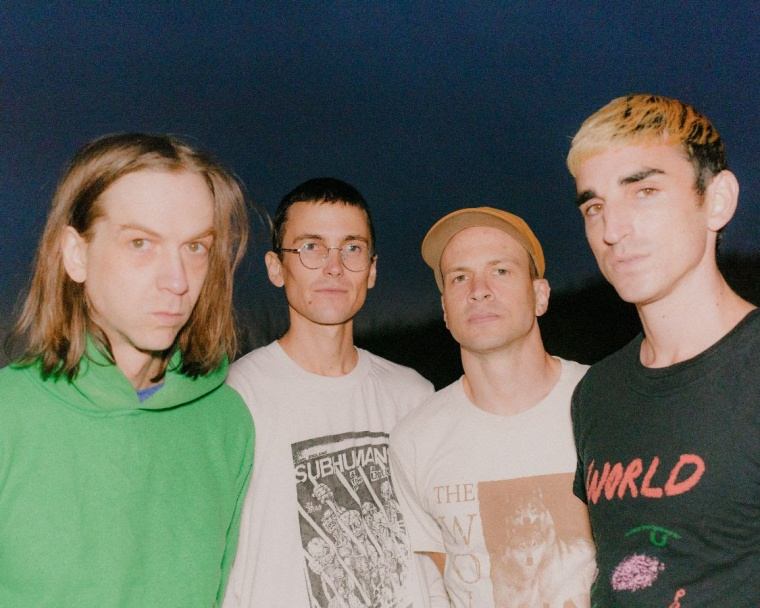 "DIIV share new song ""Taker"""