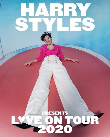 Harry Styles announces 2020 world tour dates