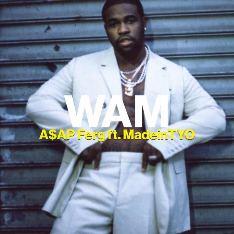 """A$AP Ferg links with MadeinTYO on """"WAM"""""""