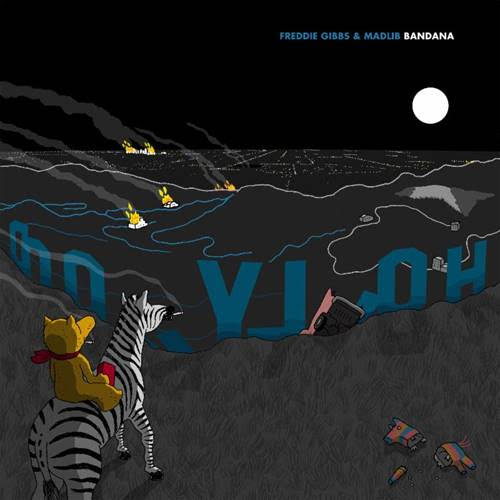 "Freddie Gibbs and Madlib announce new album <i>Bandana</i>, share ""Crime Pays"""