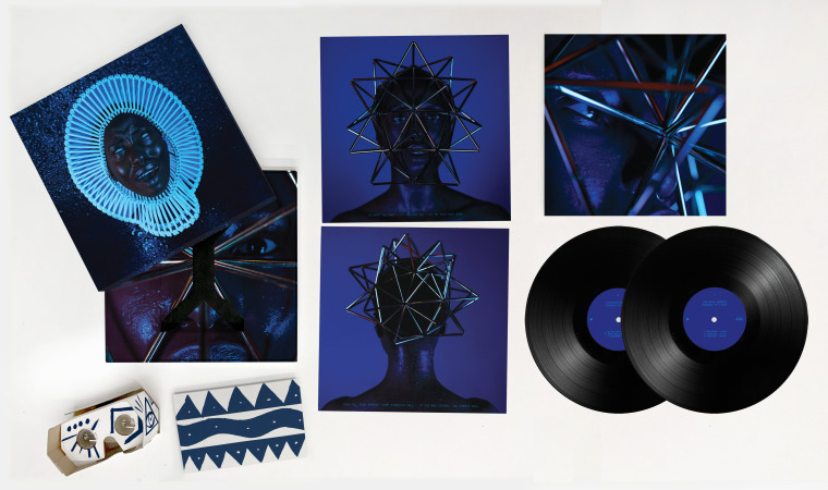 Childish Gambino's <I>Awaken, My Love!</i> To Be Released On Virtual Reality Vinyl