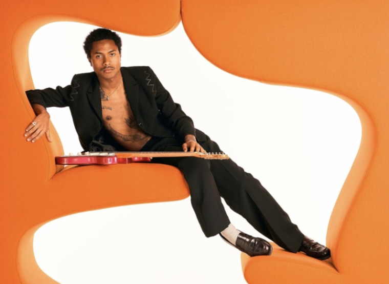 Steve Lacy unveils the cover art for his debut album <i>Apollo XXI</i>
