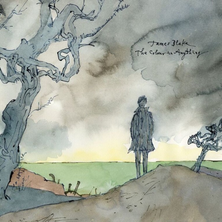 James Blake's Album <i>The Colour In Anything</i> Is Here