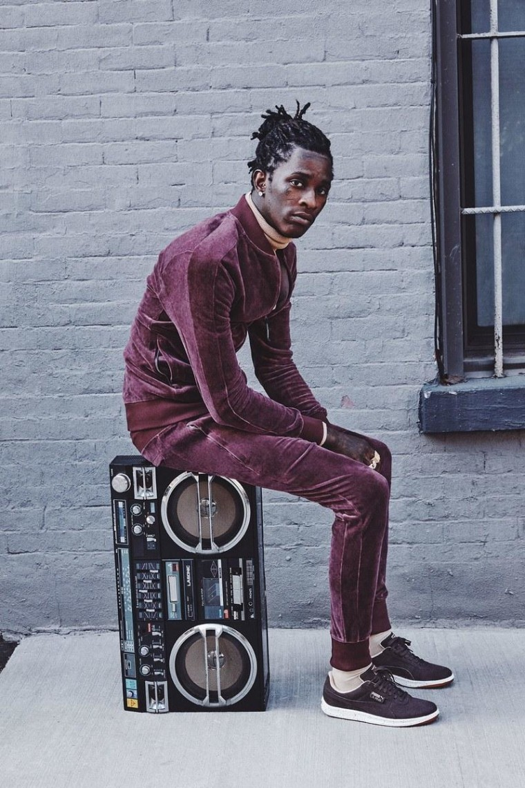 bf862c8dbc04 Young Thug Stars In Puma s New Tracksuit-Heavy Campaign