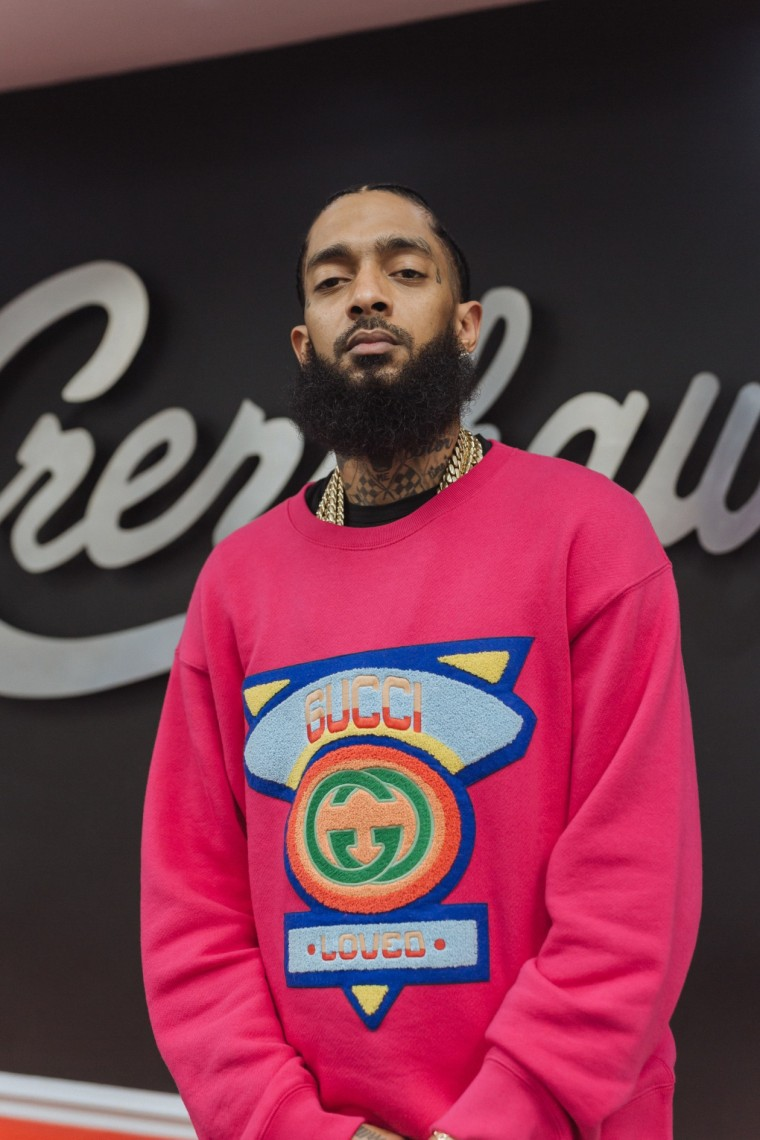 LA authorities posthumously investigating Nipsey Hussle for gang ties