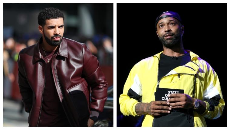 "Drake clowns Joe Budden's pool party: ""that shit looks like it's sponsored by Four Loko"""