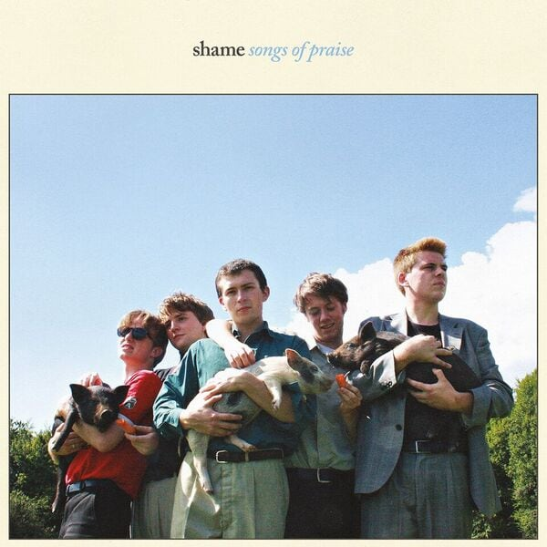 The post-punk of London band Shame has a lot of heart
