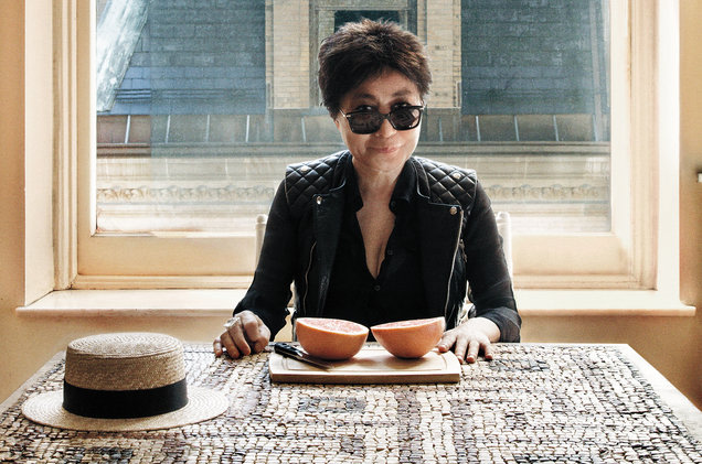 Yoko Ono announces new album <i>Warzone</i>