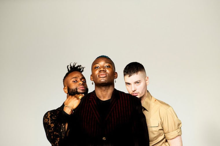 "Young Fathers unleash new single ""Toy"""
