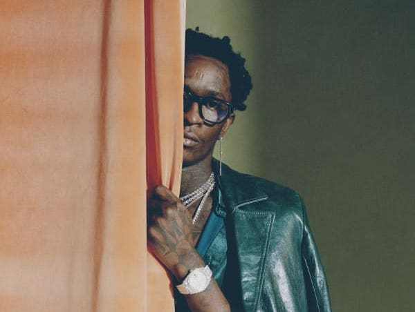 "Young Thug on his new album <i>So Much Fun</i>: ""I focused on what people really like, instead of myself"""