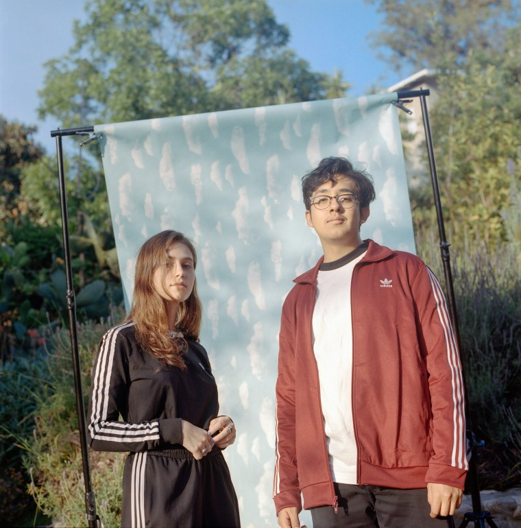 The new Cuco and Clairo song is proof that youths are going to take over the world