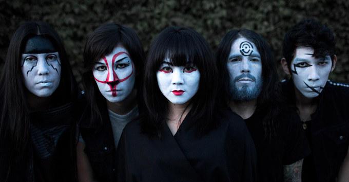 Yamantaka // Sonic Titan's Alaska B Makes Video Game Music That Rocks