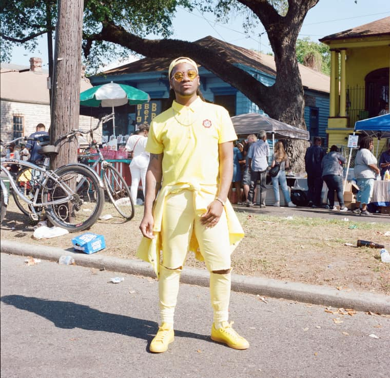 This is what to wear on a spring day in New Orleans