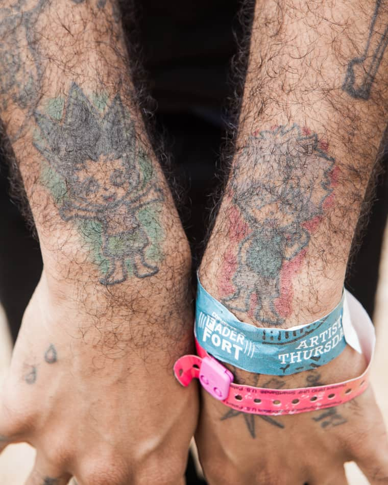 9 Musicians Tell The Stories Behind Their Favorite Tattoos