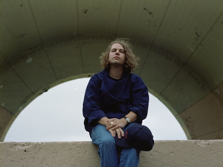Kevin Morby's biblical hangover