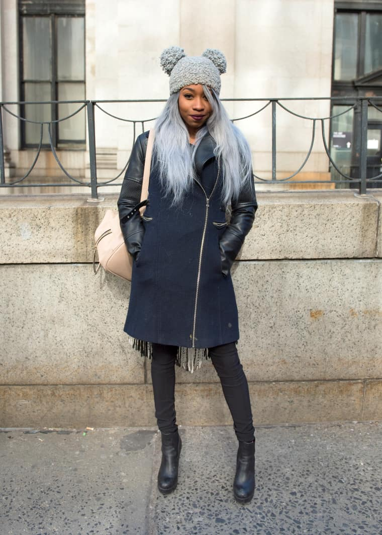 How To Handle Freezing Weather With Style