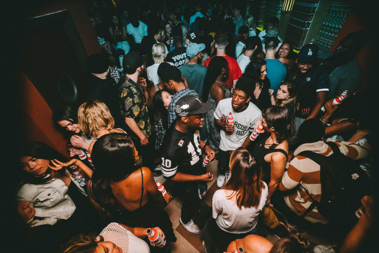 Vince Staples, Cashmere Cat, And Budweiser Helped Us Throw Our Best Issue Release Party Ever