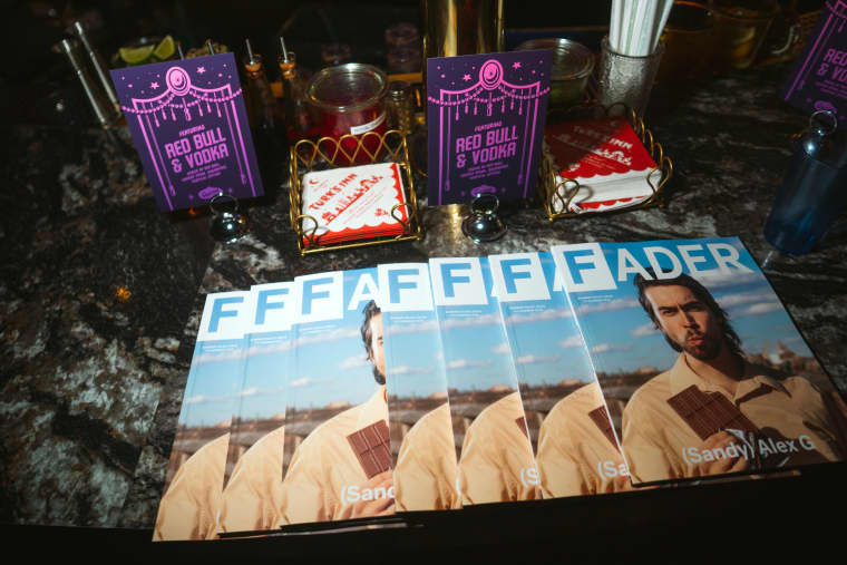 18 memorable moments from FADER's Summer Music Issue Release party